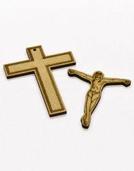 Aplicação Cristo na Cruz em Madeira