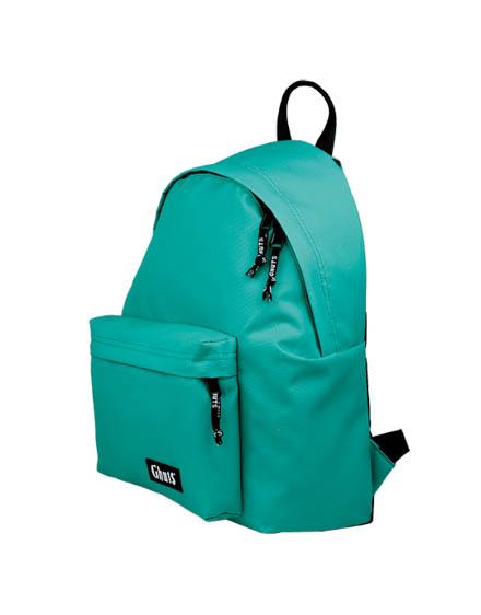 Mochila de modelo clássico e intemporal ideal para uma utilização casual, viagem ou escolar.