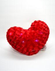 Almofada Coração C/Luz