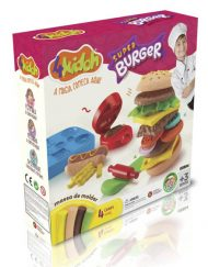 4Kidoh Kit Super Burger