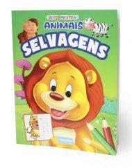 Cores Divertidas - Animais Selvagens