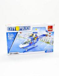 Caixa Construção Helicóptero da Polícia