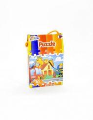 Puzzle 30pçs Bombeiros Grafix