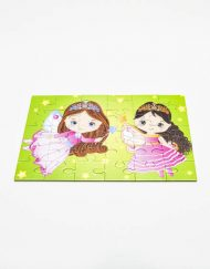 Puzzle 30pçs Princesas Grafix
