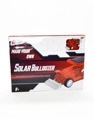 Caixa Construção Solar Bulldozer