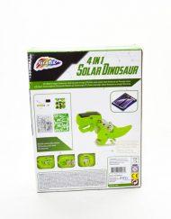 Caixa Construção Solar Dinosaur