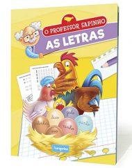 O Professor Sapinho - As Letras