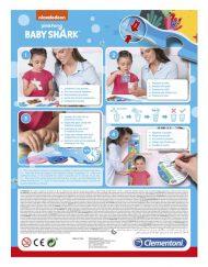 Puzzle 30 Pçs Medição Baby Shark Clementoni