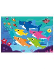 Puzzle Super 3x48 Baby Shark - Clementoni