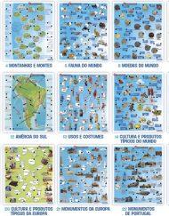 Enciclopédia Geografia Clementoni