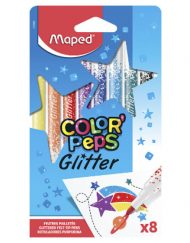 Marcadores Color´Peps Glitter MAPED