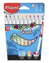 Marcadores Color´Peps Brush MAPED