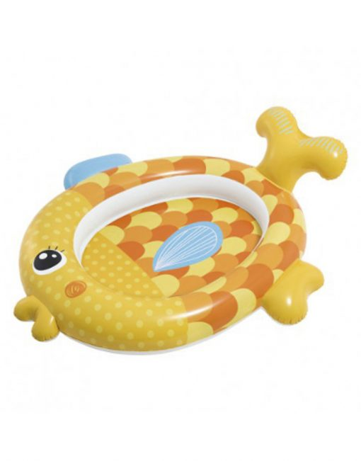 Piscina Bebé com forma de peixe